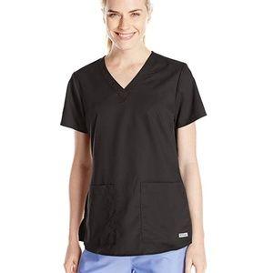 Greys' Anatomy (Barco) Scrub Set - Black/Small